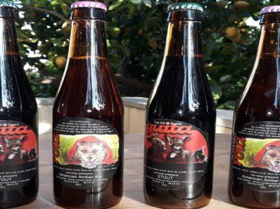 botellas de cervezas